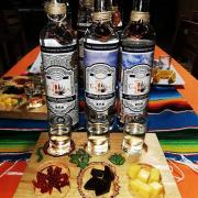 Tabla de mezcales